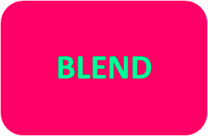 BLENDブレンド計画スケジューリング